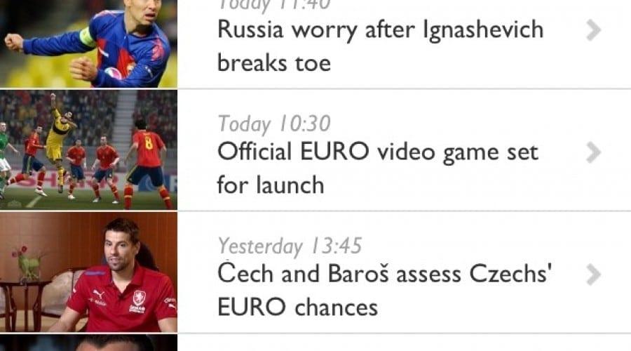 UEFA Euro 2012: Kitul pentru fani te pregăteşte de distracţie
