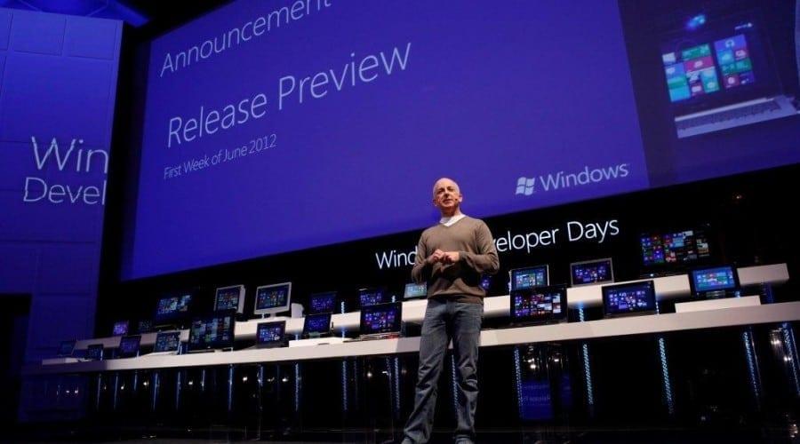 Windows 8 Release Preview soseşte în prima săptămână din iunie