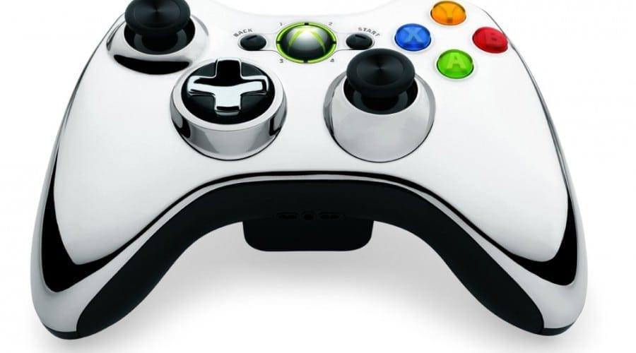 Xbox 360 Special Edition Chrome Series soseşte în luna mai