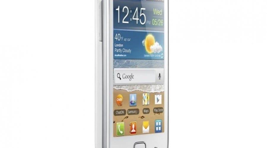 Samsung Galaxy Ace DUOS: Smartphone Dual-SIM