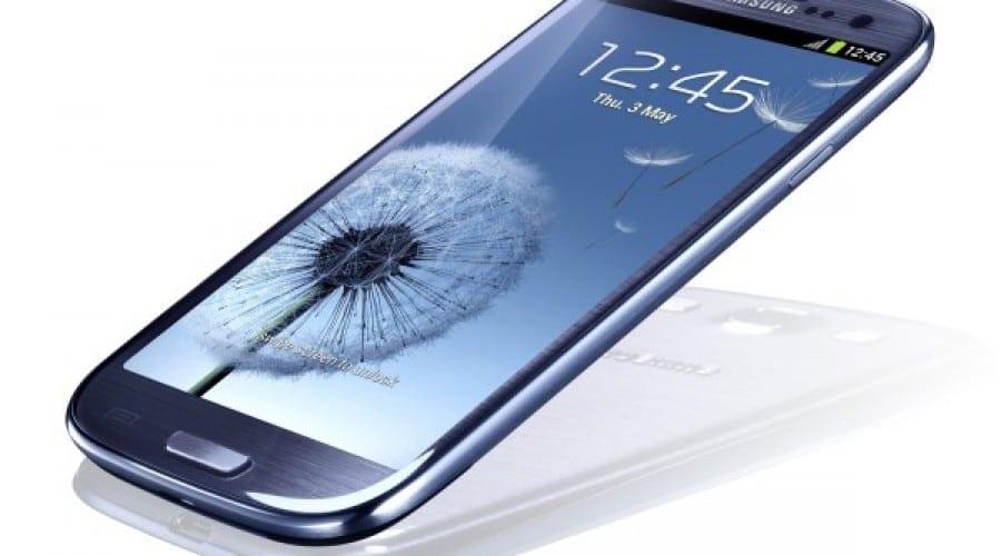 Samsung Galaxy S III la un pret de 2729 lei în oferta Germanos