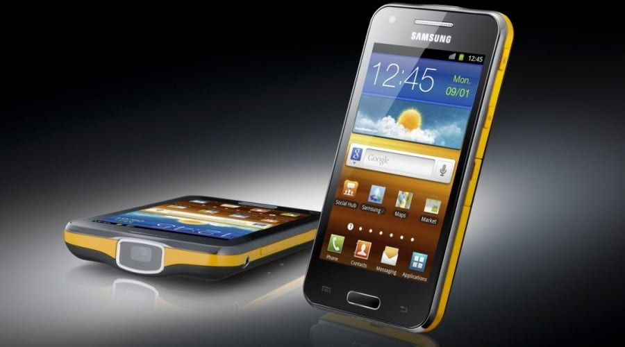 Samsung a lansat modelul Galaxy Beam în România