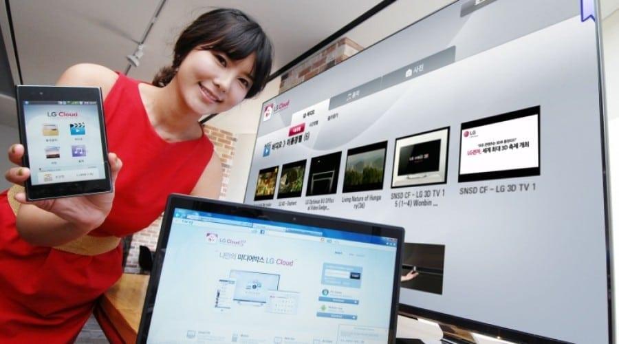 LG a anunţat propriul serviciu de cloud computing