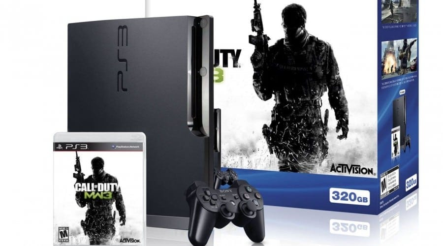 Consola PS3 Call of Duty: Modern Warfare 3, în ediţie limitată