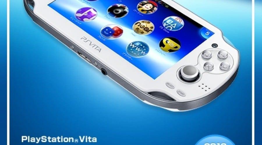PlayStation Vita, disponibilă din iunie în versiune Crystal White