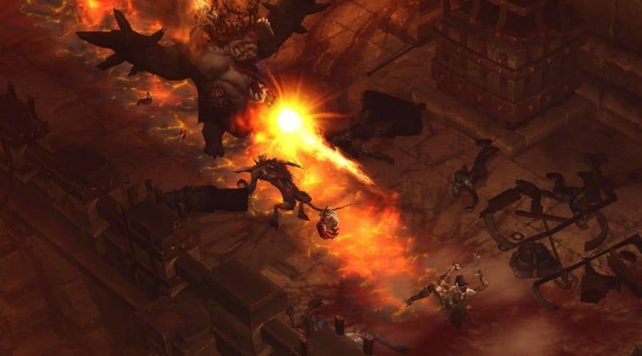 Diablo 3 se mândreşte cu o serie de noi recorduri
