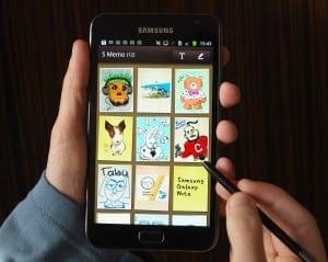 Samsung a vândut peste 7 milioane de dispozitive Galaxy Note