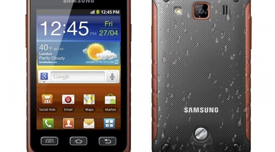 Samsung Galaxy Xcover și alte trei telefoane rezistente la apă (review)