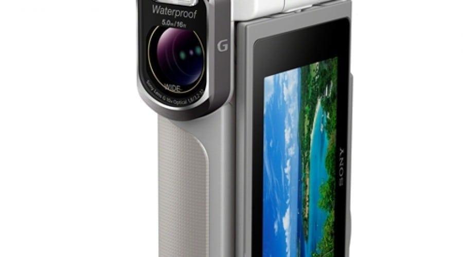 Sony Handycam GW55VE: Cameră video rezistentă la apă