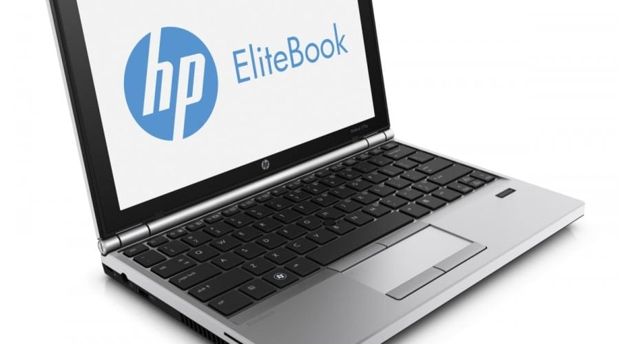 HP EliteBook 2170p: Cel mai mic şi mai uşor notebook business al companiei