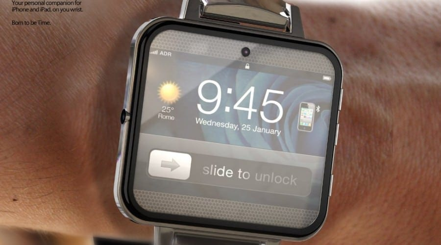 iWatch: Un concept interesant, inspirat de Apple