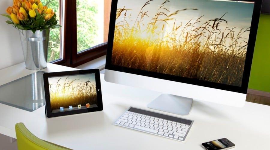 Logitech Solar Keyboard K760: Tastatură solară pentru Mac, iPad şi iPhone