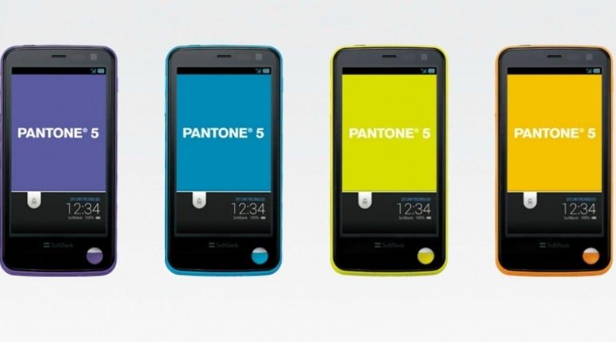 Telefon cu detector de radiaţii integrat
