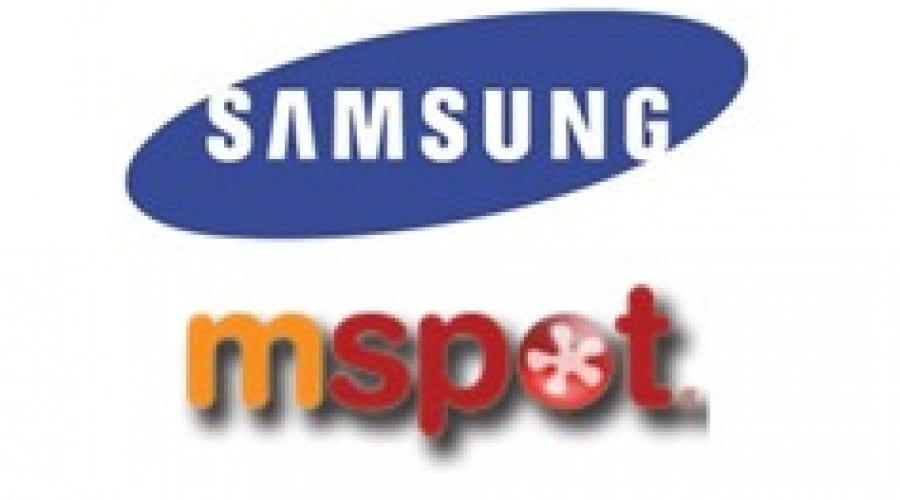 Samsung achiziționează mSpot: Veşti bune pentru iubitorii de muzică şi videoclipuri