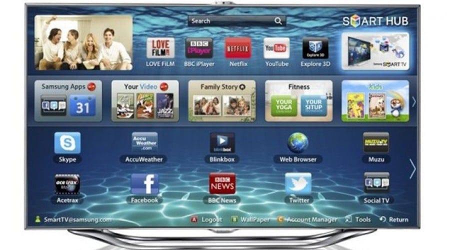 Filmele şi canalele TV Seenow, acum şi pe televizoarele Samsung