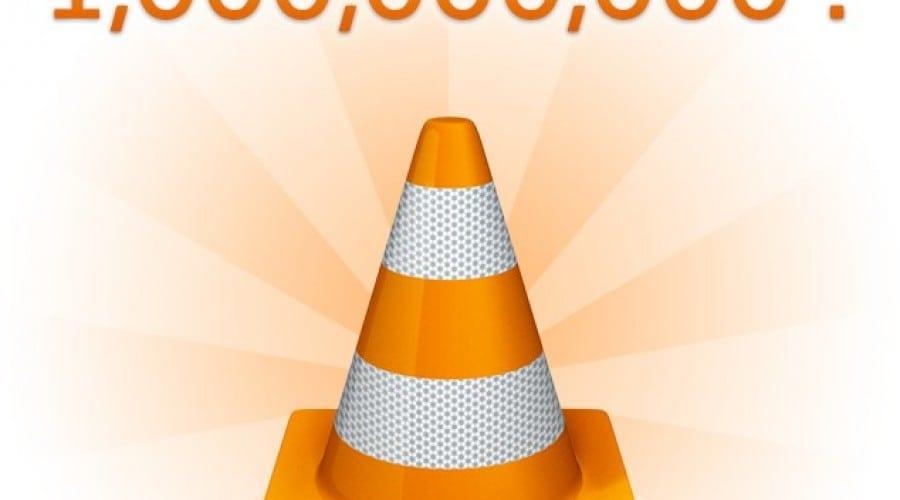 VLC Media Player depăşeşte 1 miliard de descărcări