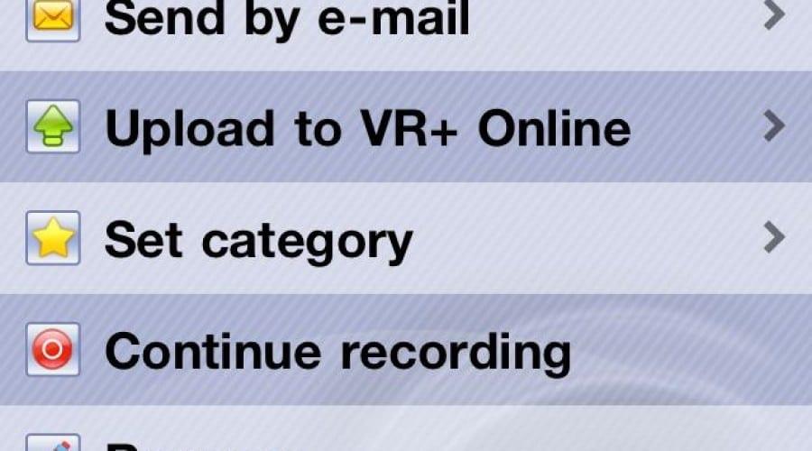 Atenţie,  se înregistrează! Câteva dintre cele mai bune aplicații reportofon pentru iPhone