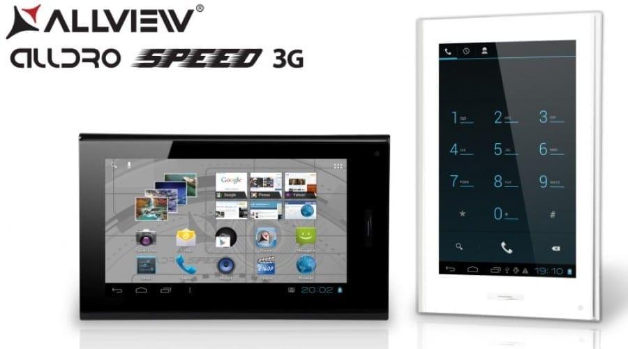 AllDro Speed 3G: 3G integrat si functie de telefon