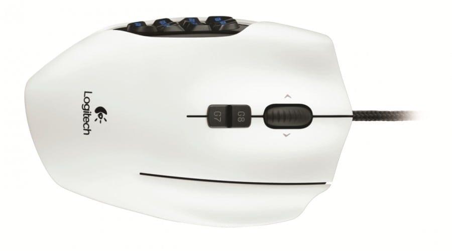 Logitech G600: Un mouse de excepție pentru gamerii pasionați de MMO-uri