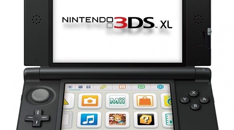 Nintendo 3DS XL crește dimenisunea ecranelor cu 90%