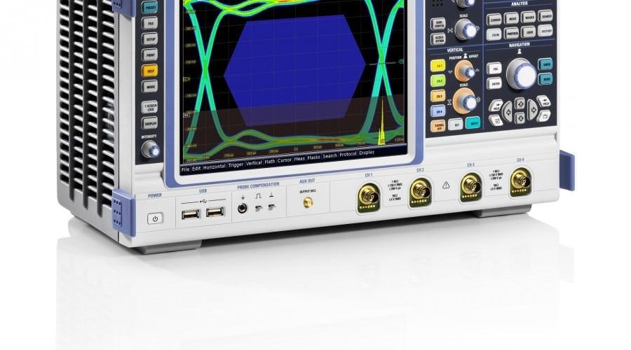 Rohde & Schwarz: Noul osciloscop de 4 GHz