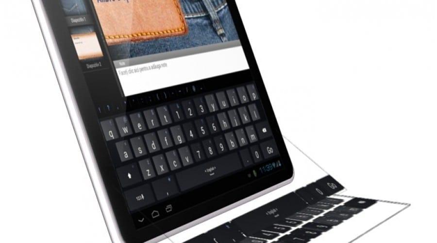 Allview AllDro 3 Speed T: Hibrid tabletă-netbook