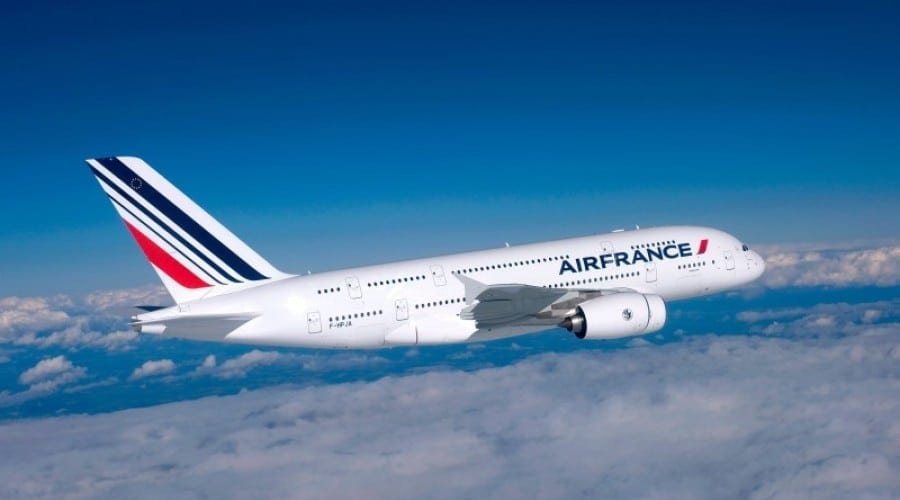 Internet la bordul avioanelor Air France şi KLM, din 2013