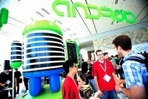 Ice Cream Sandwich câştigă teren în rândul utilizatorilor platformei Android