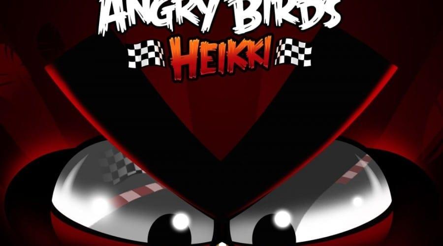 Angry Birds Heikki: Noul joc intră în lumea bolizilor de Formula 1