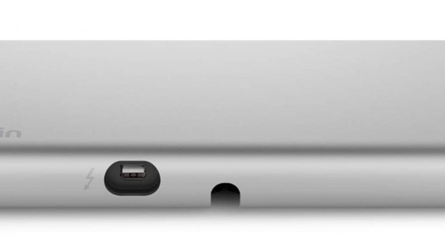 Belkin actualizeaza dockul Thunderbolt Express si cablul Thunderbolt