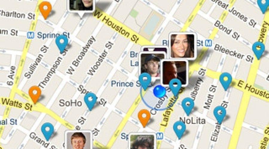 Foursquare actualizează aplicaţia pentru iOS