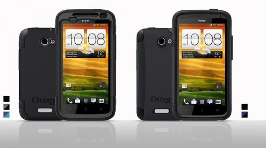 HTC One X, protejat de carcasele OtterBox