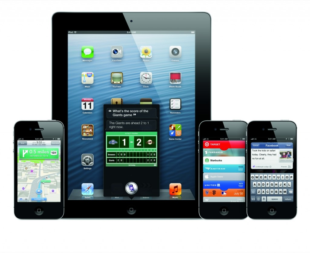 iOS 6: Apple a dat startul la update