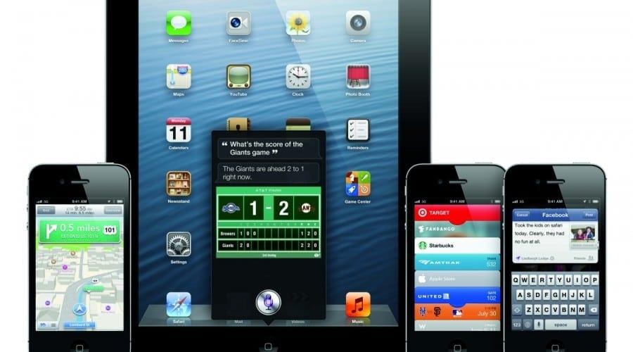 iOS 6: Siri pe iPad, integrare Facebook, o nouă aplicaţie Maps şi multe altele