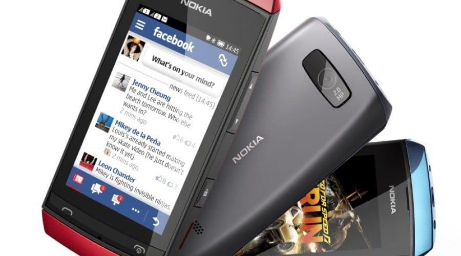 Nokia Asha 305, 306 şi 311: Gama Asha Touch oferă experienţa smartphone la preţuri între 60 şi 90 euro