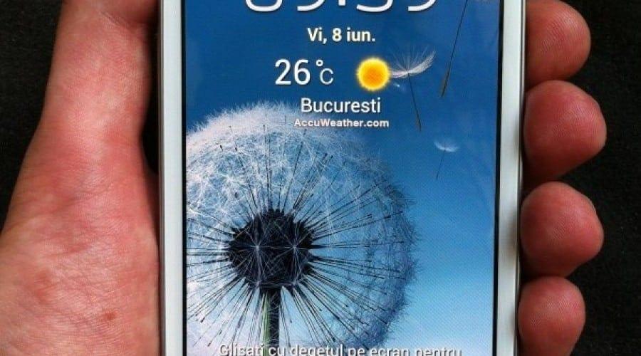 Samsung Galaxy S3: Primele minute au reuşit să ne schimbe părerea (primele impresii)