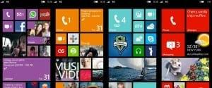 """Windows Phone 8 """"atacă"""" 180 de state în momentul lansării"""