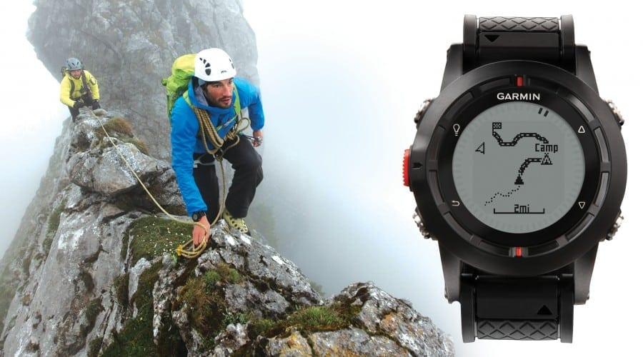 Garmin fenix: Ceas cu GPS pentru pasionaţii de natură