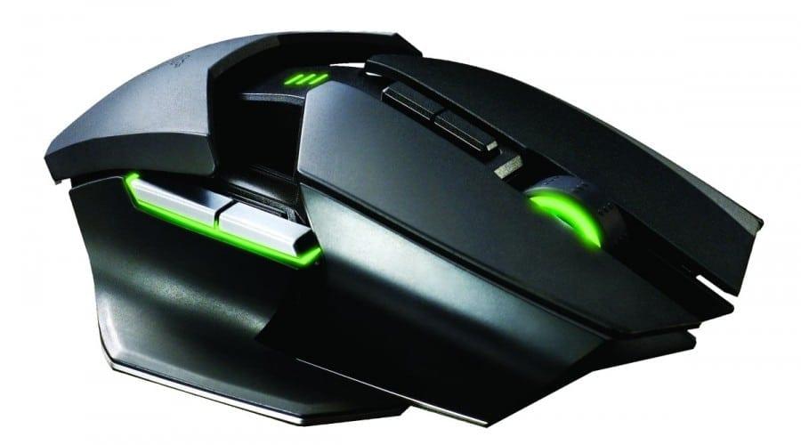 Razer Ouroboros: Un mouse dintr-o altă dimensiune
