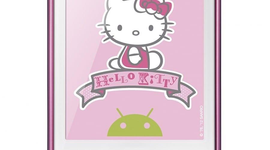 Samsung Galaxy Y S5360: Smartphone Android dedicat fanilor francizei Hello Kitty