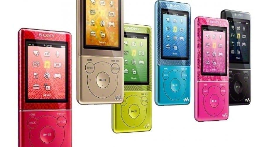 Sony Walkman seriile F800, S770BT, E570 şi E470: Playere audio colorate, cu Android şi tehnologii de sunet avansate