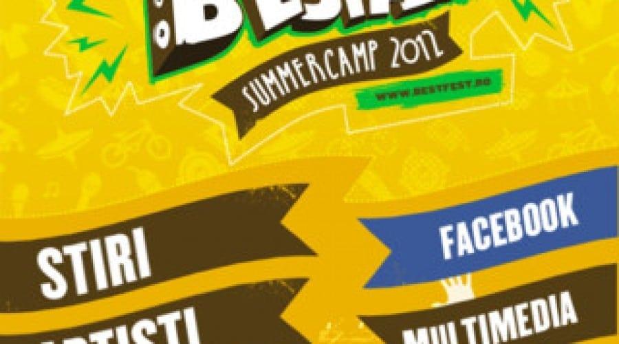 Bestfest Summer Camp 2012 : Aplicaţie oficială pentru iOS