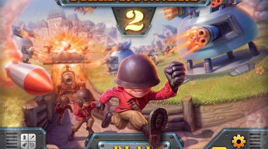 Fieldrunners 2 soseşte pe iPhone: Un tower defense încântător