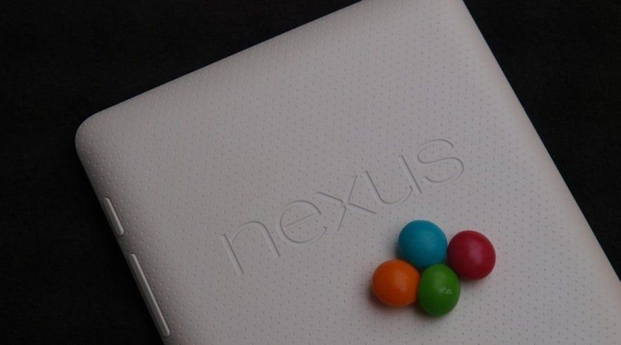 Google Nexus 7 în test connect