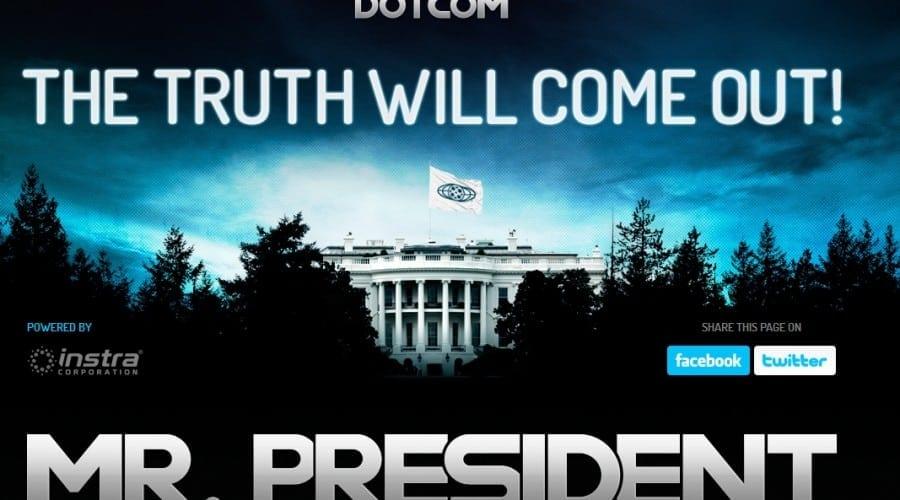 Scandalul Megaupload: Kim Dotcom atacă Casa Albă