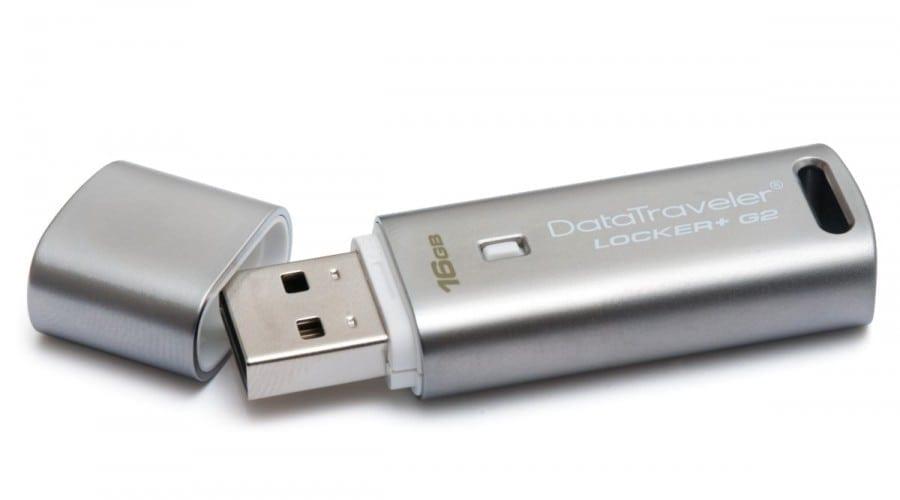 Kingston DataTraveler Locker G2: Protecţie multiplă a datelor la un preţ atractiv