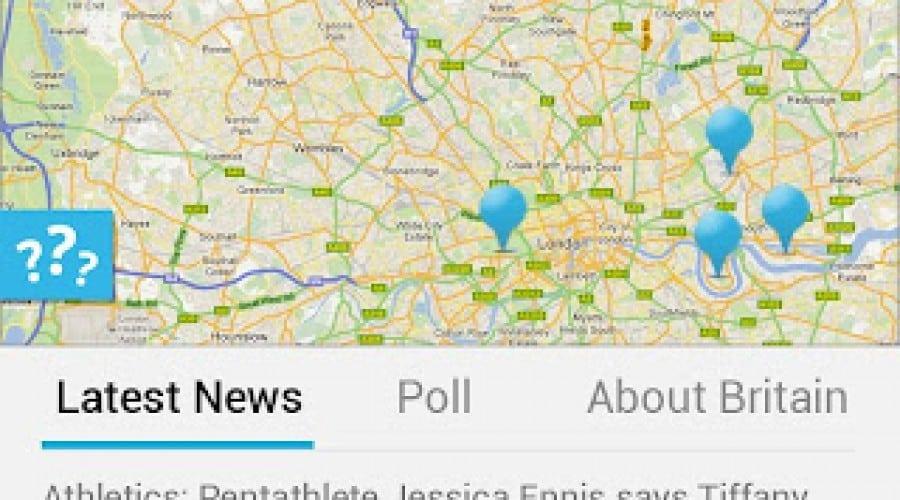 Jocurile Olimpice: Top aplicaţii care te ţin la curent cu mega evenimentul de la Londra
