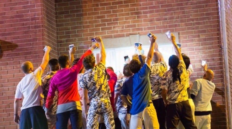Samsung Galaxy S3 şi Galaxy Note, VIP-uri la deschiderea Jocurilor Olimpice