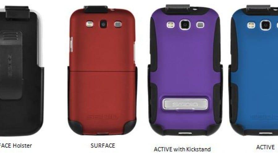 Huse pentru Samsung Galaxy S III de la Seidio