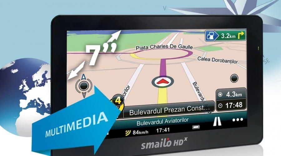 Smailo a lansat noile sisteme de navigaţie Travel şi Mondo